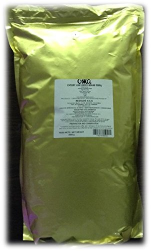 Colombian Coffee- Oma Export Line -5 Pounds (2500g-88oz) Beans