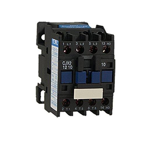 DealMux CJX2-1210 de control de motores 3 Poles Uno NO AC Contactor