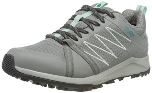 THE NORTH FACE Damen Womens Litewave Fastpack Ii Wp Wanderschuh, Griffin Grey, 42.5 EU thumbnail