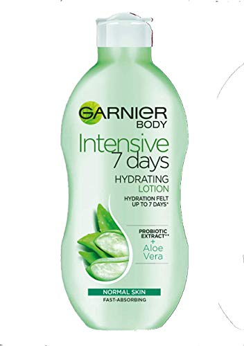 Garnier Intensive 7 Days Hydrating Lotion With Aloe