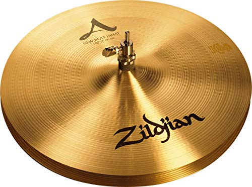 Zildjian A Series 14' New Beat Hi Hat Cymbals Pair