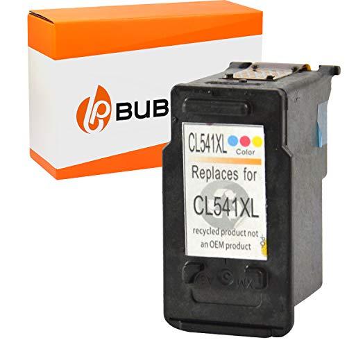 bubprint CARTUCCE PER STAMPANTE compatibile per Canon PG-540 E CL-541 - colore