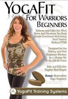 YogaFit for Warriors, Beginners