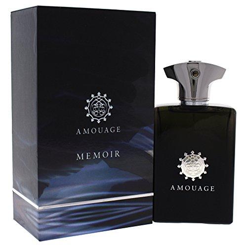 Amouage Memoir for Men 3.4 Ounce EDP Spray