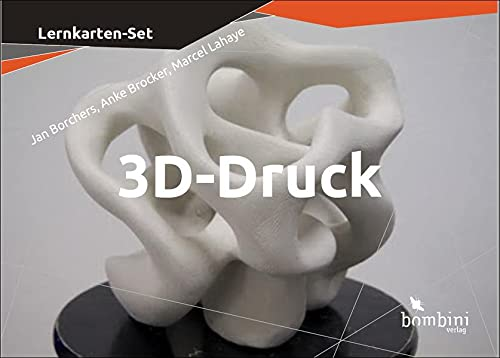 Lernkarten-Set 3D-Druck