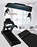 DigitalArts.ws Walk with Me Pro-XT Plus Expandable Treadmill Desk Attachment (Metallic Blue)