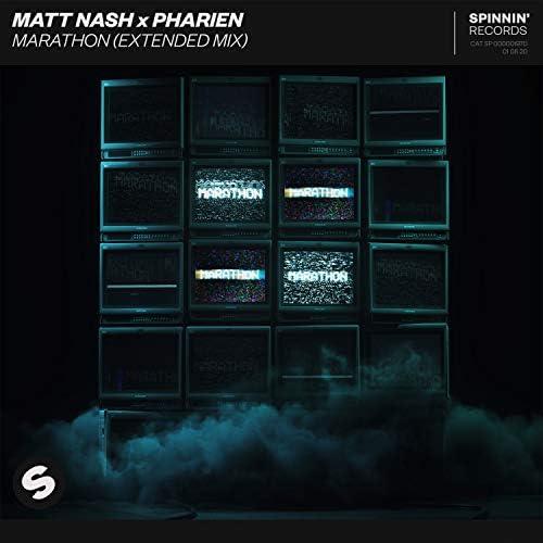 Matt Nash & Pharien