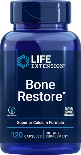 Life Extension, ボーンレストア、カプセル120粒