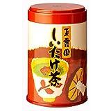 玉露園 しいたけ茶 缶入 30g