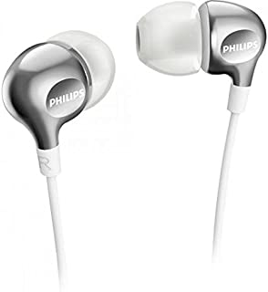 Philips SHE3700WT/00 Fone de Ouvido Intra-Auricular, Branco