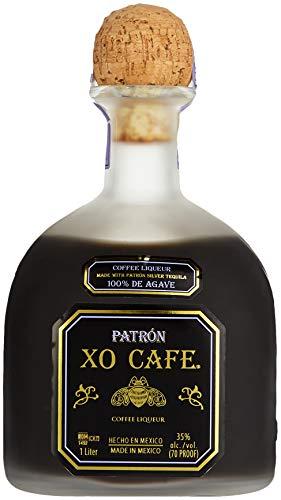 Patrón XO Café Liqueur mit Geschenkverpackung Tequila (1 x 1 l)