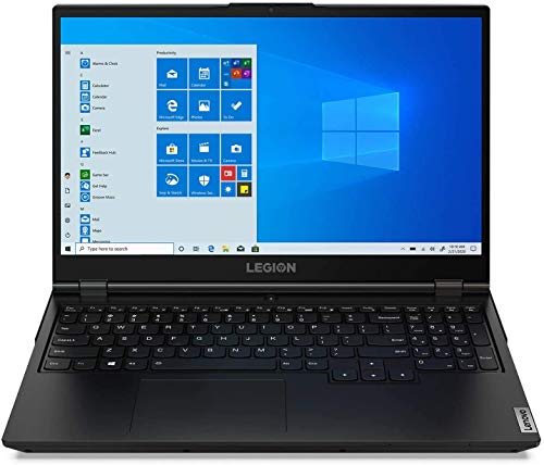 Lenovo Legion 5 15.6' FHD 120Hz Gaming Laptop, 6-Core Ryzen 5-4600H up to 4.0GHz, 16GB DDR4, 512GB NVMe SSD, NVIDIA GeForce GTX 1650 4GB, Webcam, Backlit Keyboard, Windows 10, TWE Mouse Pad