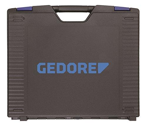 GEDORE WK 1000 L Werkzeugkoffer leer mit Einlagen