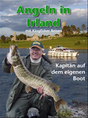 Angeln in Irland - Kapitän auf dem eigenen Boot