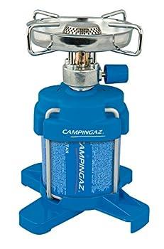Campingaz - Brûleur - Bleuet 206 Plus - 1 Brûleur - 1230 Watt - Cartouche Gaz C206 Non Fournie & Manchon - Type S - 3 Pièces