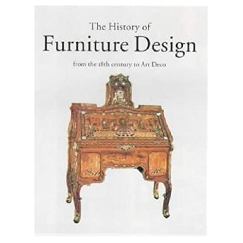 Furniture: From Rococo to Art Deco