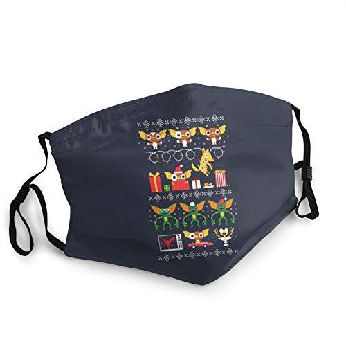 ZSMJ Pañuelo para la cara con diseño sin galletas después de medianoche, reutilizable, cómodo, lavable, para niños