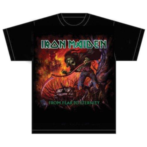 T-Shirt (Unisex Xl)from Fear to Eternity Album Black