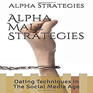 Alpha Male Strategies audiobook cover art
