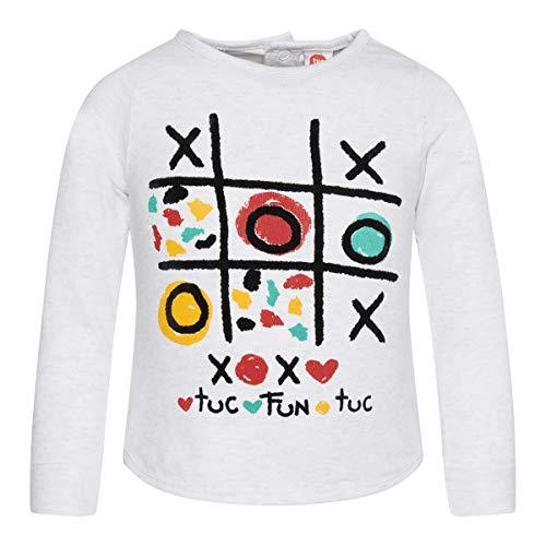 Tuc Tuc 50151 Camiseta, Gris (Gris 9), 62 (Tamaño del Fabricante:3M) para Bebés