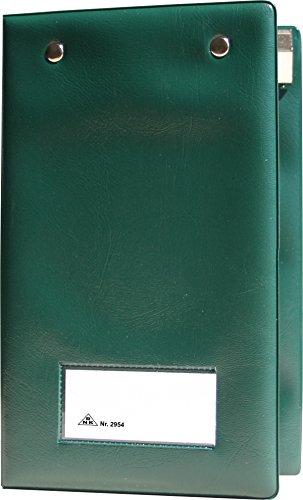 RNK schrijfonderlegger/hoes voor kassa blok groen