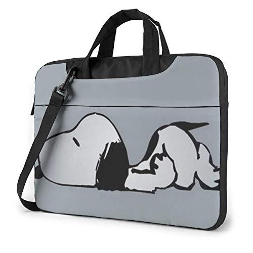 Bolsa para ordenador portátil Busin Maletín para hombres y mujeres, hombro Menger Laptop Sleeve Case Bolsa de transporte - 15.6 pulgadas