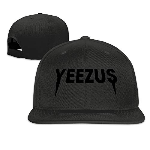 Unisex Cap Fashion Plain Adjustable Yeezus Kanye West Album Snapback Hats Baseball Hat,Hüte, Mützen & Caps