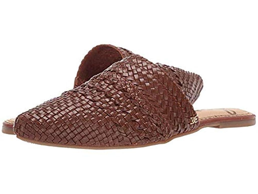 アダルトレイアウト最大化する[Sam Edelman(サムエデルマン)] レディースローファー?靴 Natalya Luggage Woven Leather (26.5cm) M [並行輸入品]