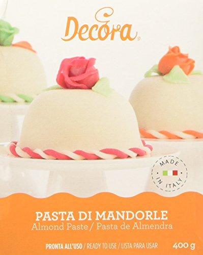 Pasta Di Mandorle Decora 400 Grammi Per Copertura Torte