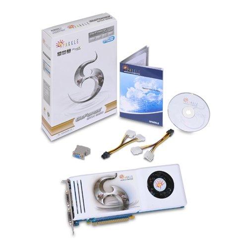 Sparkle GeForce GTX 260 Grafikkarte SXX2601792D3SVP
