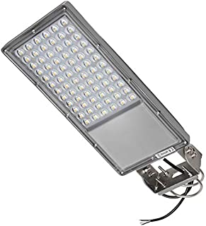 GBGS 3500 Lumen Outdoor Area LED Light Waterproof, 30W, Dusk to Dawn, Adjustable Illumination Angle (0-90 Degrees), Shed Eave Pole/Wall Mounted Lamp, 3-Year Warranty