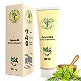Ayurveda 3 Phasen Zahnpasta | Grüne Valerie ® Fluoridfrei 100 ML mit 17 Kräutern, Wurzeln,...