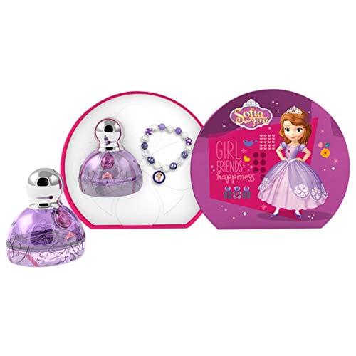 La Princesa Sofía Porque una verdadera princesa debe tener su perfume y su brazalete real 475.999999999998 g