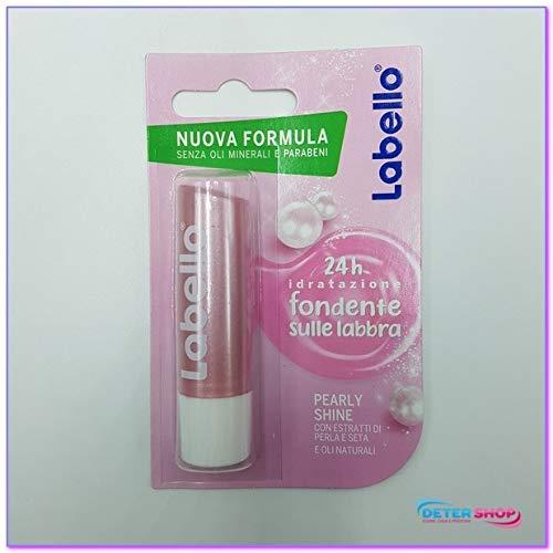 LABELLO Pearly Shine 24H Hydration Fondant auf den Lippen 5,5 ml