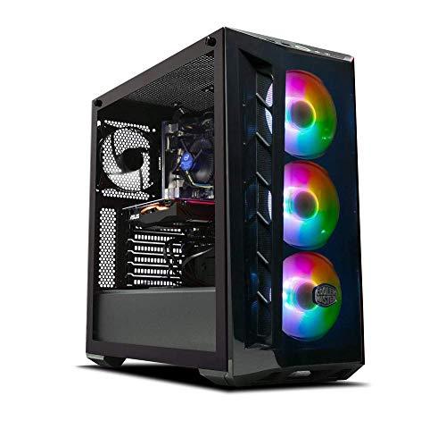 ADMI Gaming PC: i5 9400F 4.1Ghz SIX Core CPU/Nvidia RTX 2060 6GB / 16GB 2400MHz / 240GB SSD + 1TB HDD / 600 Wifi/Windows 10