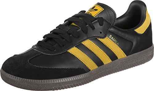 Adidas Samba OG, Zapatillas de Deporte Hombre, Negro (Negbás/Dorfue/Dormet 000), 36 2/3 EU