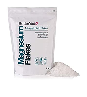 Better You Magnesium Original Flakes, 1 kg by Better You