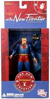 Superman JLA New Frontier Series 1 Action Figure