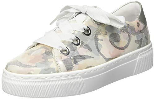 Remonte Damen R3103 Sneaker, Mehrfarbig (Ice-Multi/Silver 91), 42 EU