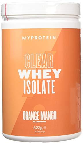 Myprotein Clear Whey Isolate Orange Mango, 522 g
