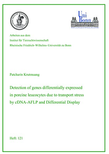 Detection of genes differentially expressed in porcine leucocytes due to transport stress by using cDNA-AFLP and Differential Display
