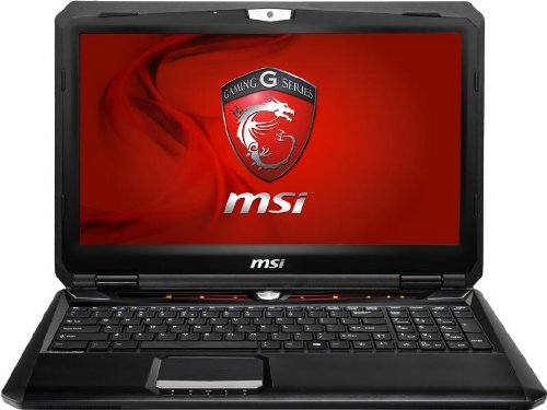 MSI Computer Corp. GX60 1AC-021US;9S7-16FK11-021 15.6-Inch Laptop