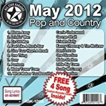 All Star May 2012 Pop and Country Hits ASK-1205