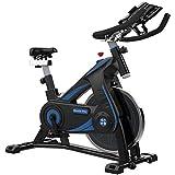 SISHUINIANHUA Heimtrainer Fahrrad Spinnrad Ruhig Für Indoor Fitness Übung Abnehmen Training