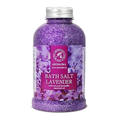 Badesalz Lavendel 600g Meersalz