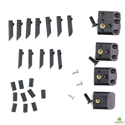 Cable Guide Port Jeffy Guide Set for Scalpel Si, Jekyll, Trigger, Bad Boy - Cannondale KP436/