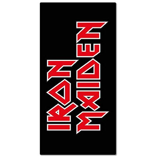 Iron Maiden - Toalla de Playa - Logo - 75 X 150CM
