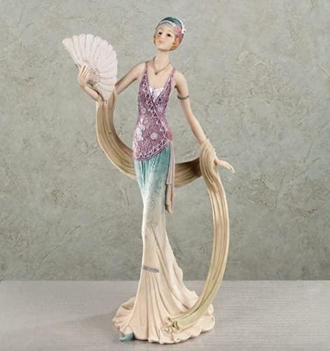 Soiree Lady Figurine