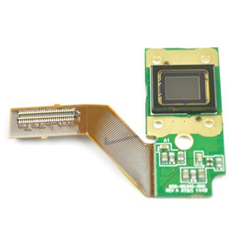 MXECO per Gopro Hero 4 Obiettivo Ottico sensore di Immagine CCD Riparazione Parte Azione Fotocamera Argento Sostituzione Moda Professionale