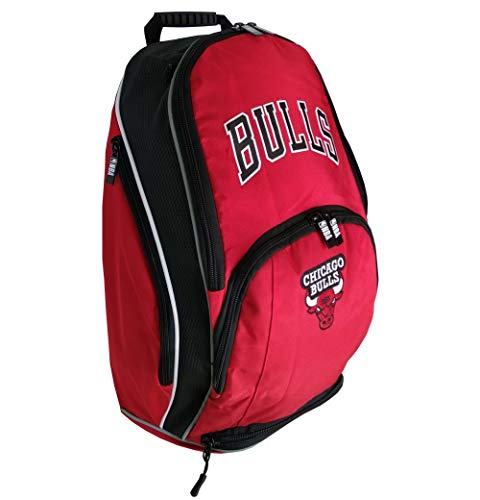 Panini Mochila organizada Sport NBA Chicago Bulls H 45 cm 62568 Red